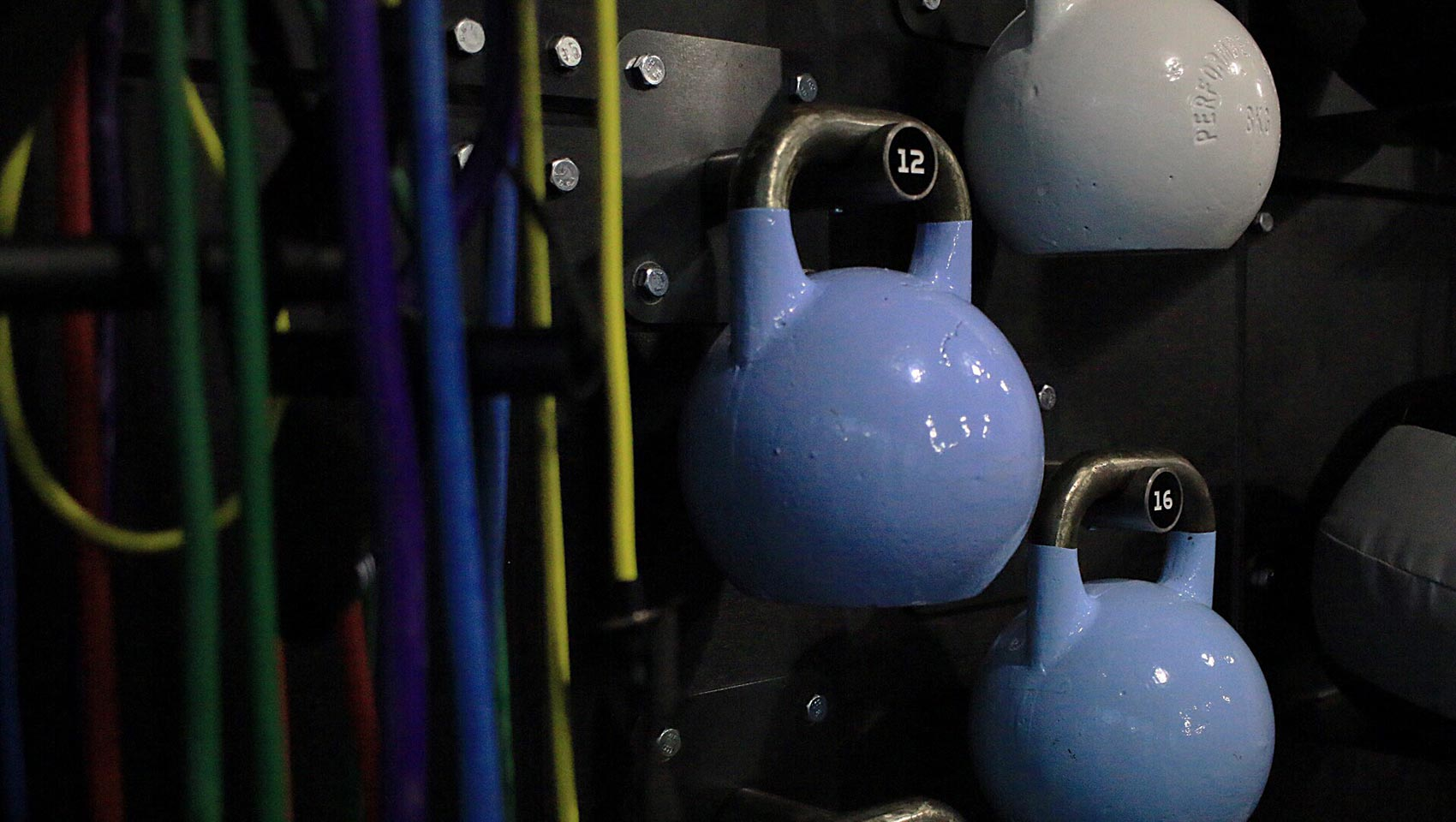 kettlebells resistance bands Huntington Beach