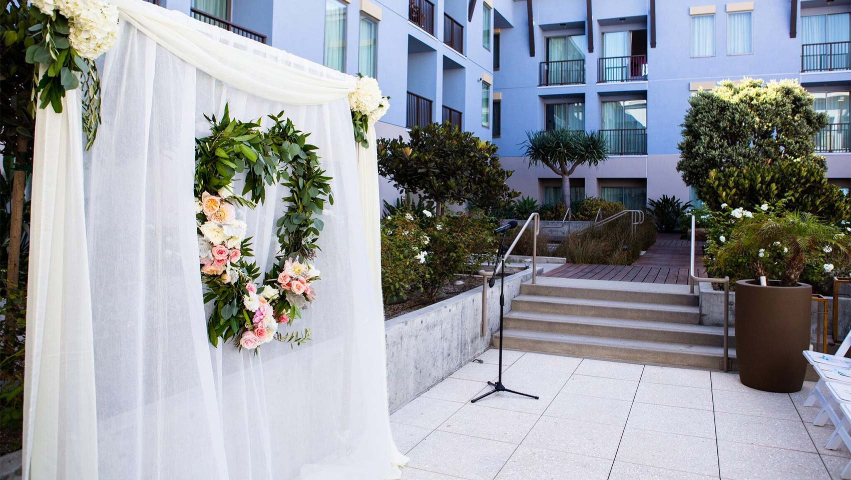 kimpton huntington beach Shorebreak Resort wedding