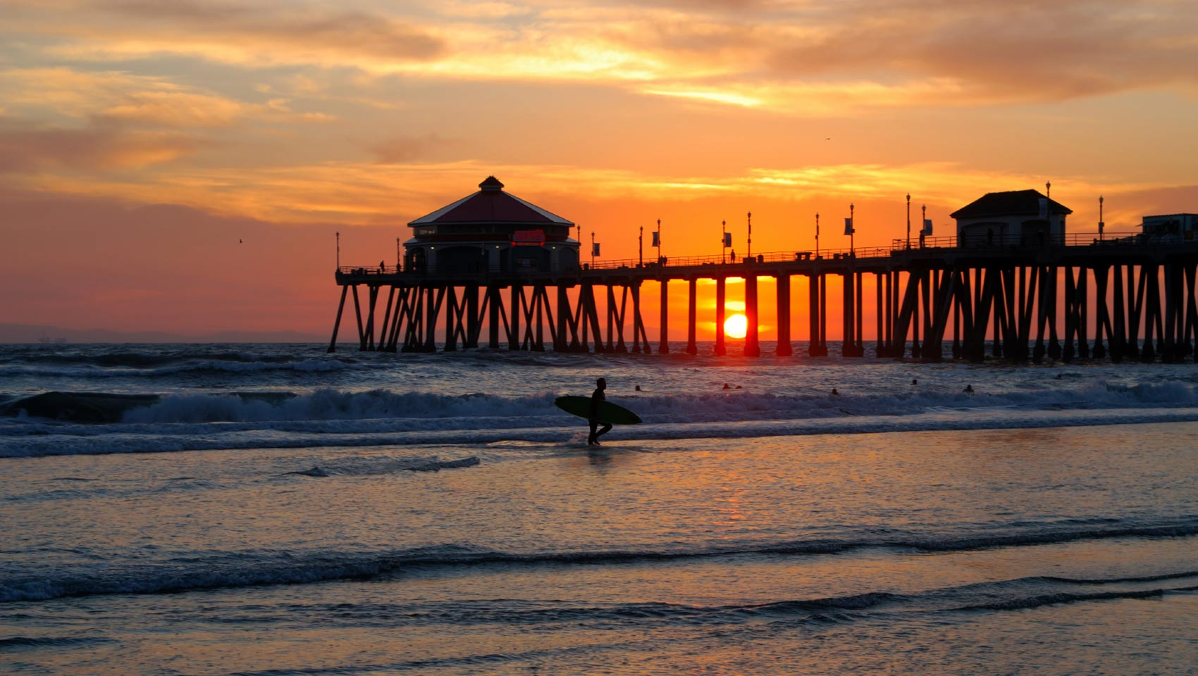 Surf S Up In City Huntington Beach Resort