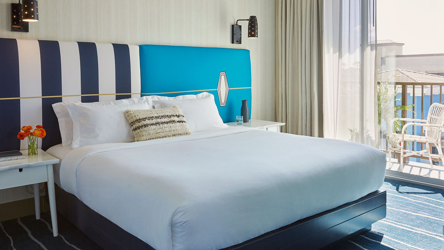 Kimpton Shorebreak Resort Guest Room