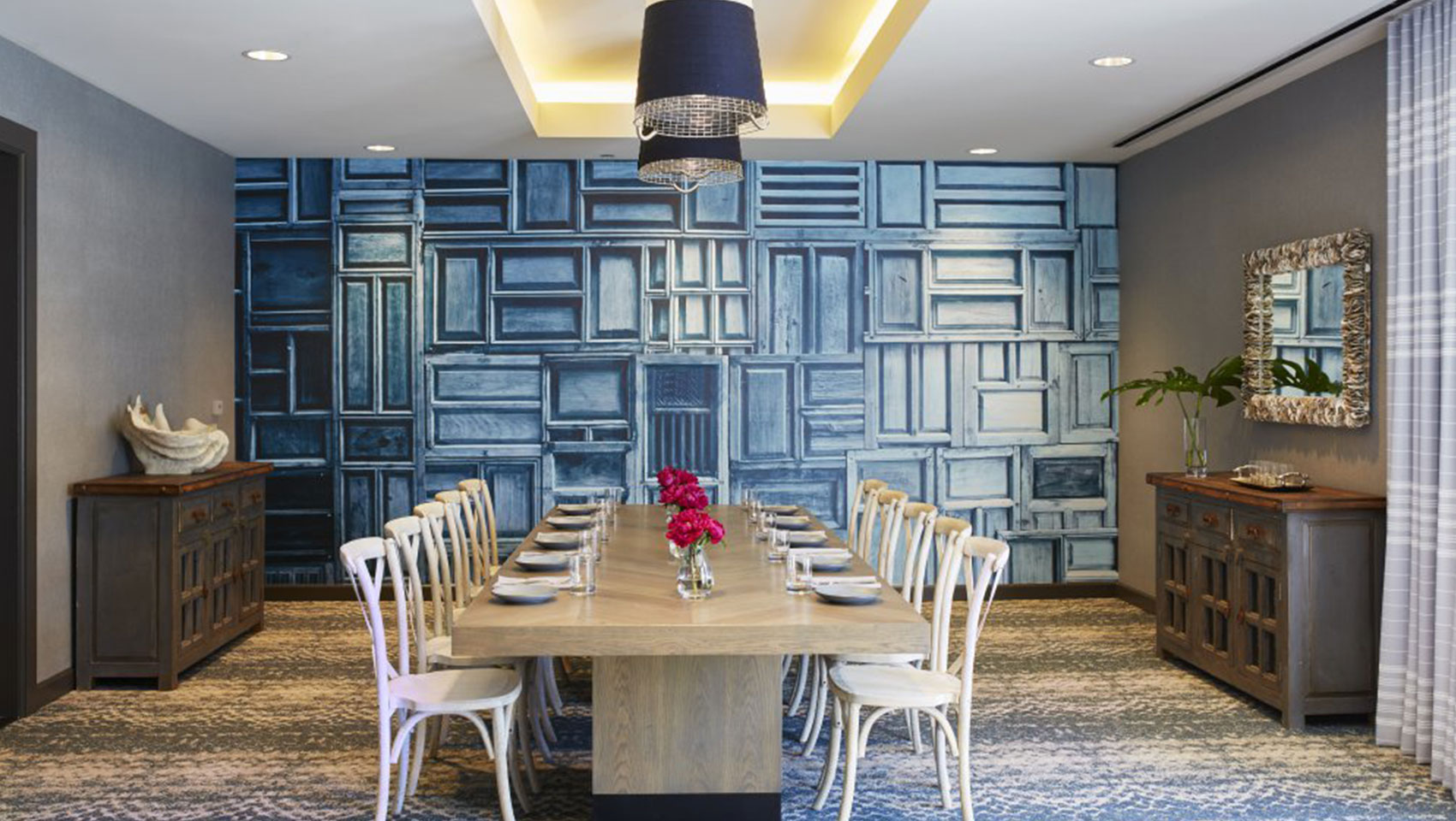 business meeting event space at Kimpton shorebreak Hotel