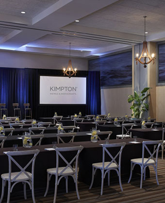 business meeting event space