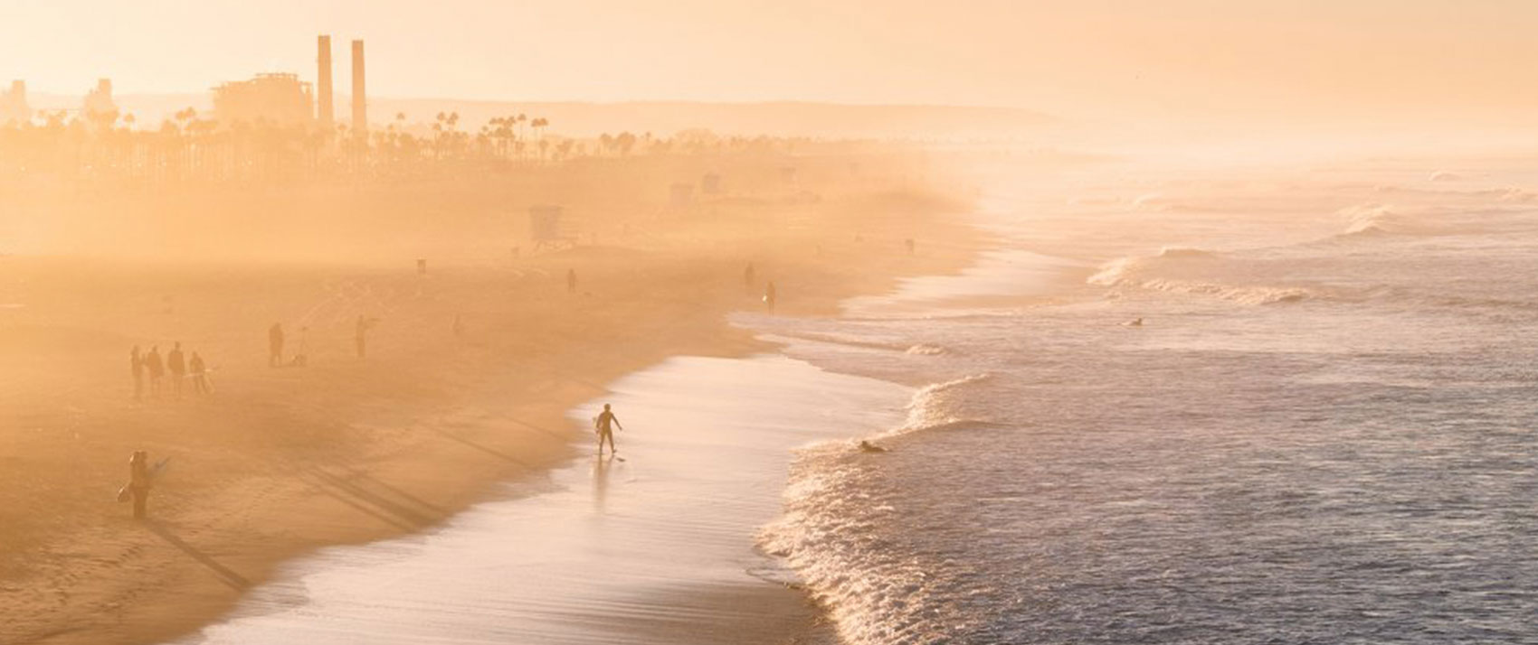 Kimpton Shorebreak Resort set in Huntington Beach